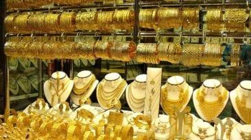 ارتفاع أسعار الذهب اليوم واستقرار العملات