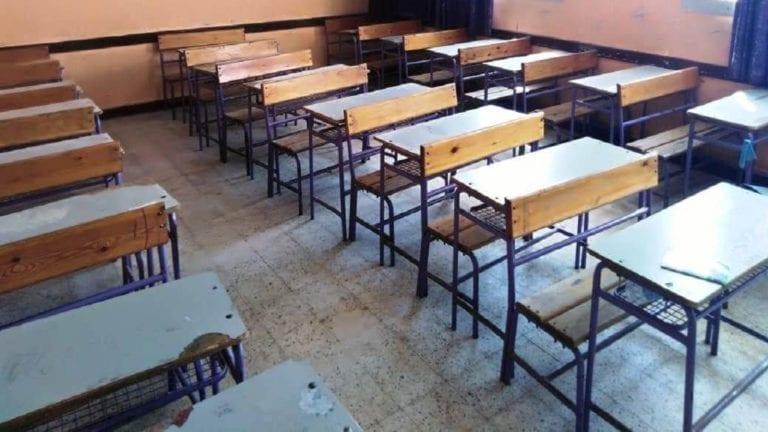 وزارة التعليم تعلن تفاصيل خطة إخلاء المدارس