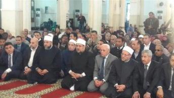 وزير الأوقاف يجيز إلغاء صلاة الجمعة بسبب كورونا