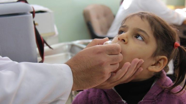 حملة تطعيم ضد الحصبة تبدأ الأحد المقبل