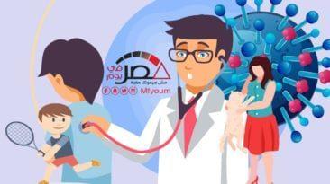 كيف تحمي طفلك من الإصابة بفيروس كورونا؟ (إنفوجراف)