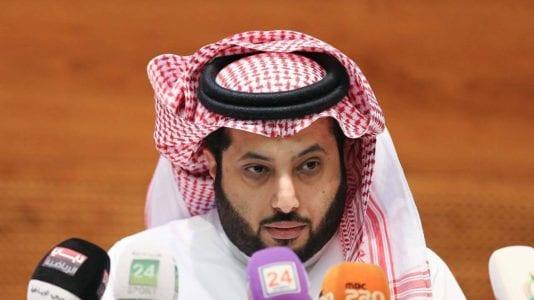 تركي آل الشيخ يستقيل من الرئاسة الشرفية للنادي الأهلي