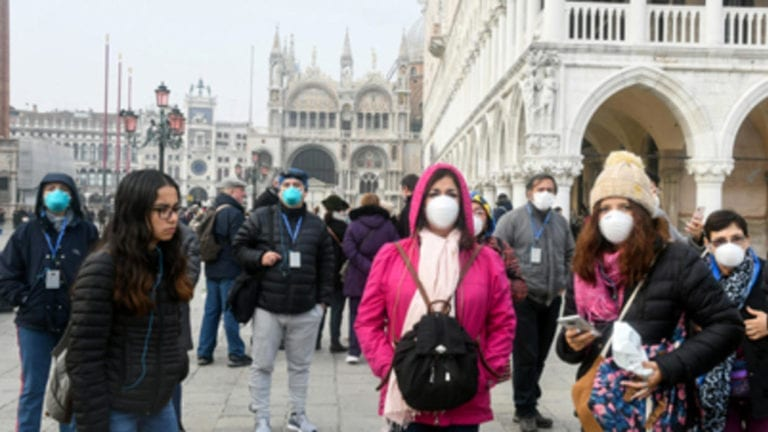 الإعلان عن إصابة مصري في إيطاليا بفيروس كورونا: أول حالة