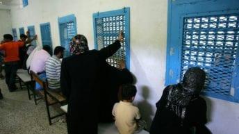 وفد من المراسلين الأجانب يزور سجن النساء بالقناطر الخيرية