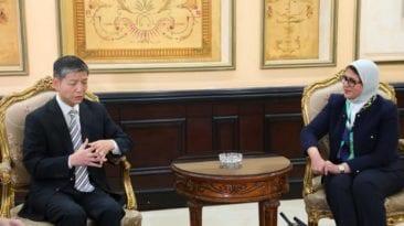 الحكومة: وزيرة الصحة لن تخضع للحجر بعد عودتها من الصين (فيديو)