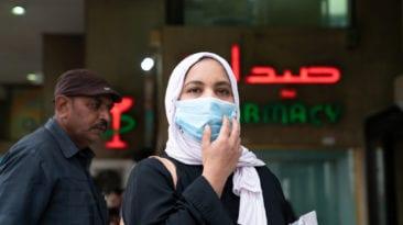 الحصاد: 1443 حالة اشتباه بكورونا في مصر.. ونقص حاد بالكمامات الطبية